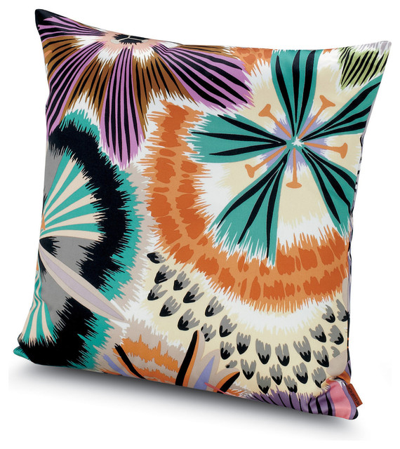 Missoni Home Passiflora Giant Cushion - 159 - Modern - Decorative Pillows - east anglia - by ...