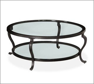 louisa coffee table contemporary coffee tables by