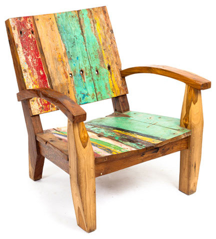 Clearance Centre Recycled Boat Furniture Traditional Armchairs And