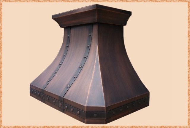 Traditional Range Hoods And Vents
