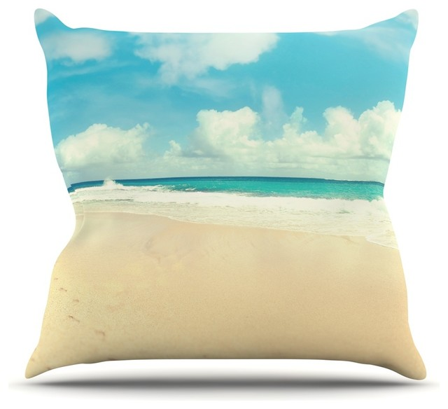 Beach Style Pillows : Sylvia Cook