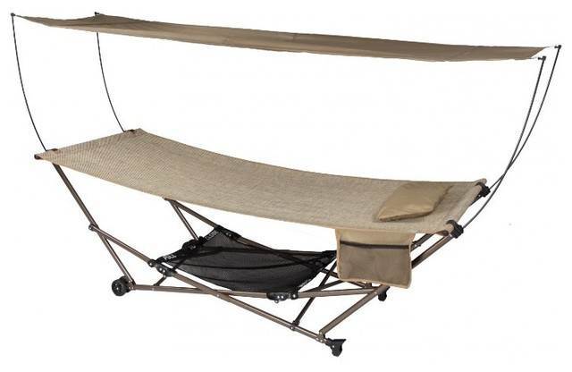 Bliss Stow Ez Hammock Amp Collapsible Stand Modern