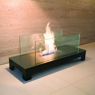 Floor Flame Kaminfeuer Modern Fireplace Accessories By