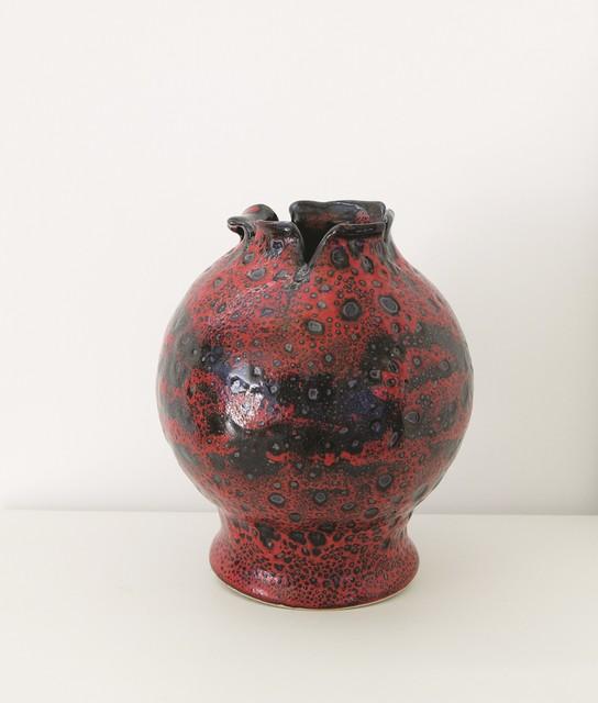 collection clats de lave contemporain vase other metro par poteries et c ramiques. Black Bedroom Furniture Sets. Home Design Ideas