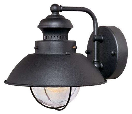 Vaxcel Lighting OW21581 Harwich Outdoor Wall Light - Industrial - Outdoor Wall Lights And ...