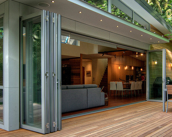 Lacantina Doors Folding Door System Aluminum Thermally