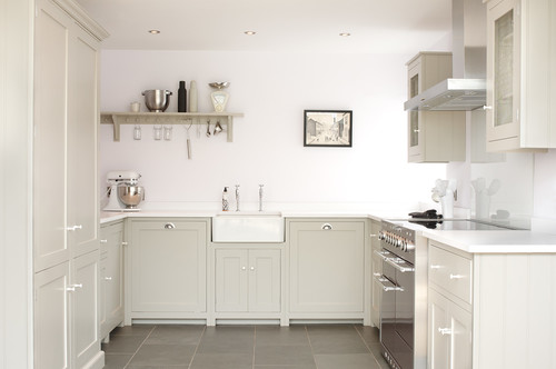 The Silverdale Shaker Kitchen by deVOL