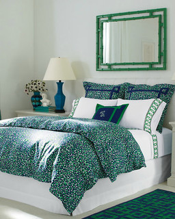 Lilly Pulitzer Thrill Of The Chase Comforter Cover