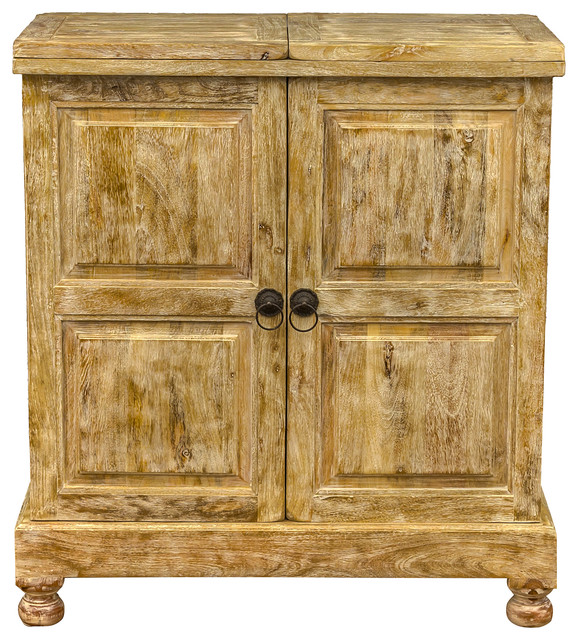 Trendily Home Collection Antigua Bar Armoire Armoires And Wardrobes
