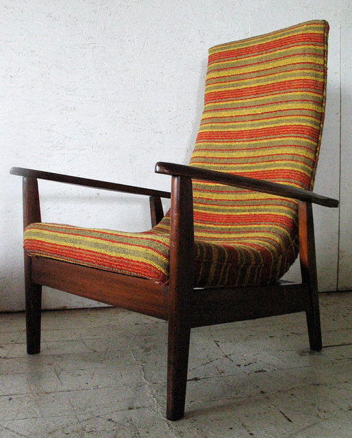 Danish Modern Scoop Lounge Chair by Groovy Girl 60 ...