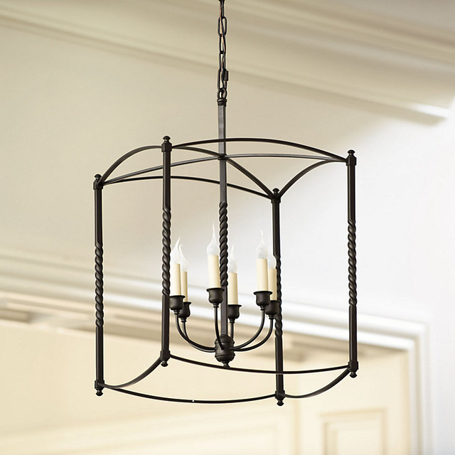 Ballard Designs Carriage House Chandelier Extra Large Contemporary Chan