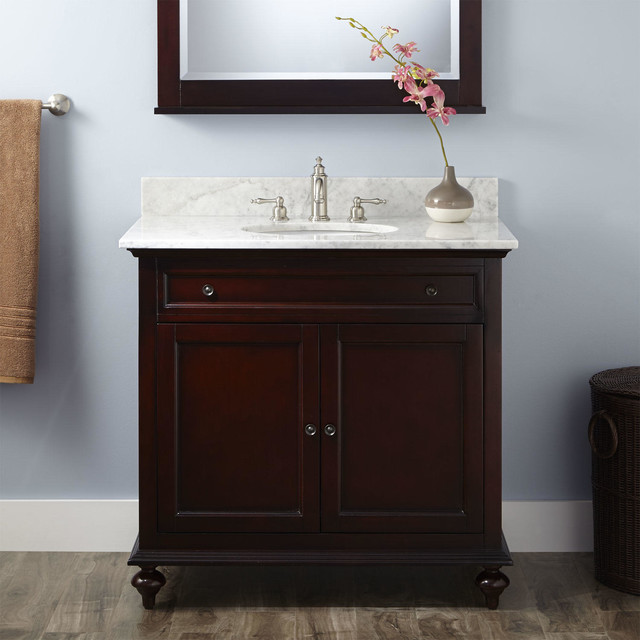 Popular Bathroom Vanities  Transitional  Bathroom Vanities And Sink Consoles