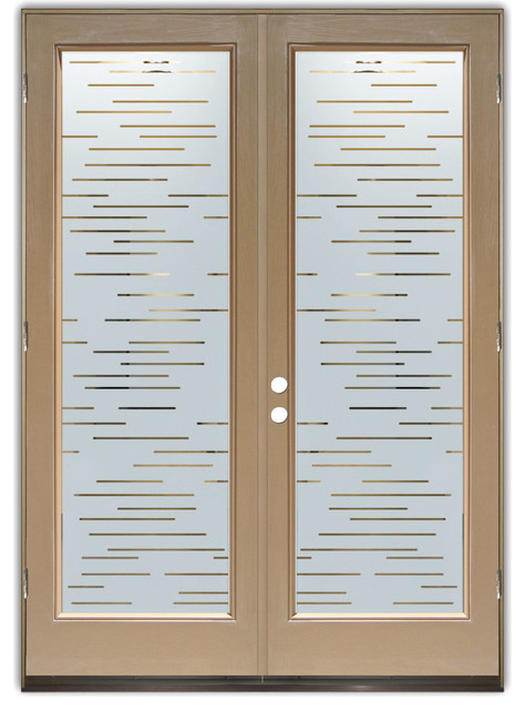 Glass Front Entry Doors - Frosted Glass Obscure - FINER ...