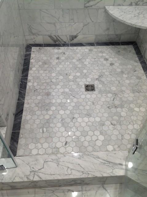 Forest Avenue Traditional Bathroom Boston By