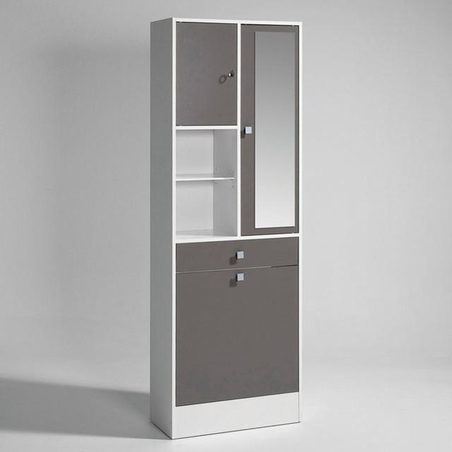 Armoire salle de bain bac linge int gr grimsb for Placard salle de bain