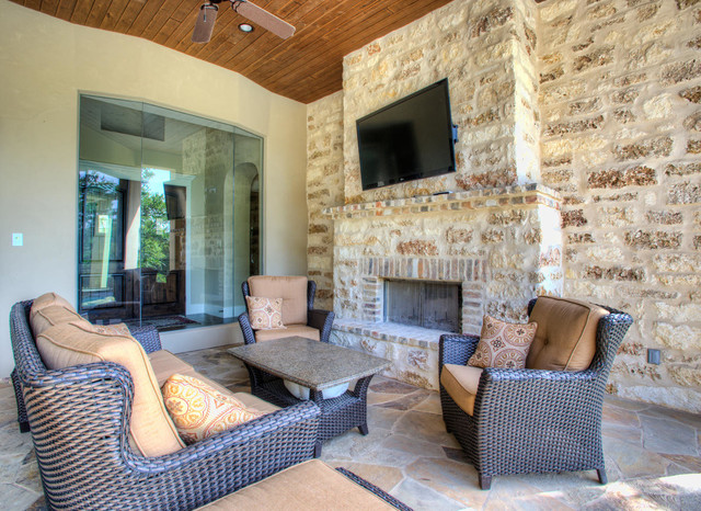 beautiful family home highlands ranch rustic patio floor decor locations houses flooring picture ideas blogule