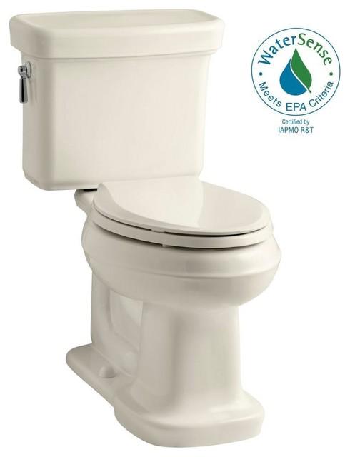 Kohler Toilets Bancroft Comfort Height 2 Piece 1 28 Gpf