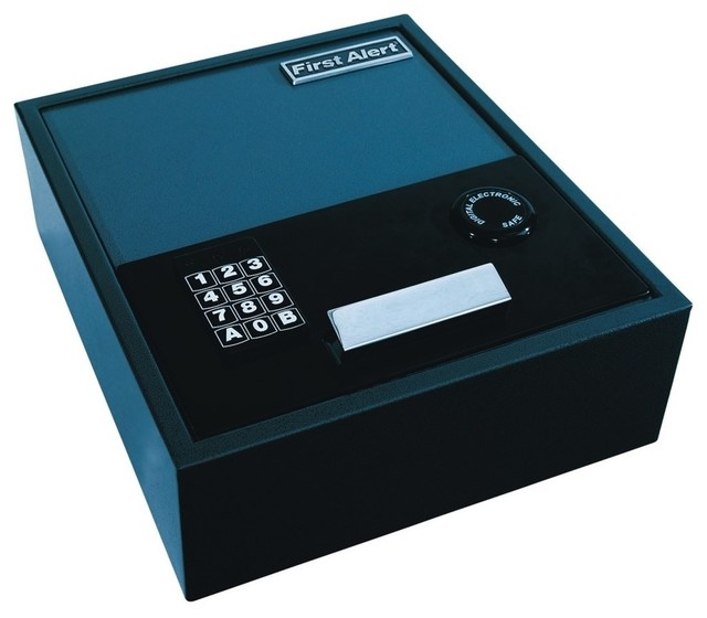First Alert 2074F Digital Security Safe, .35 cu. ft. - Contemporary - Safes - by Life and Home