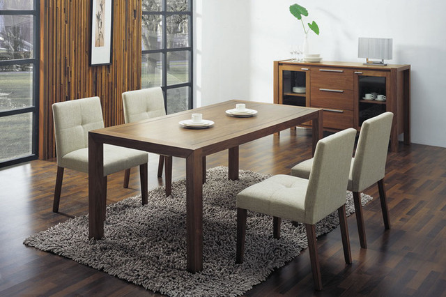 Overnice Wooden With Glass Top Fabric Seats Designer