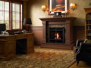 Heat & Glo SL-550 SlimLine Gas Fireplace