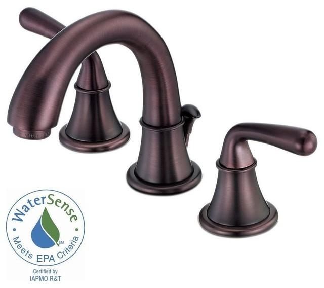 Bannockburn 4 Minispread 2 Handle Mid Arc Bathroom Faucet