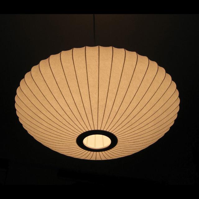 George Nelson Saucer Lamp Modern Chandeliers San