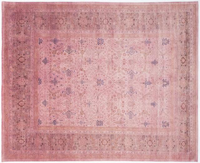 Light Pink Carpet Vidalondon. Pink Rug 8