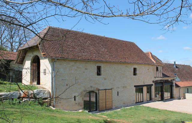R novation grange lot maison m1 - Renovation maison de campagne ...