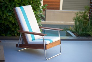 The Belmont Outdoor Leisure Chair Modern Patio Furniture And Outdoor Furniture Portland