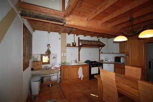 Avant apr s d couvrez le relooking 3d de cette cuisine for Cuisine 3d murs erigne