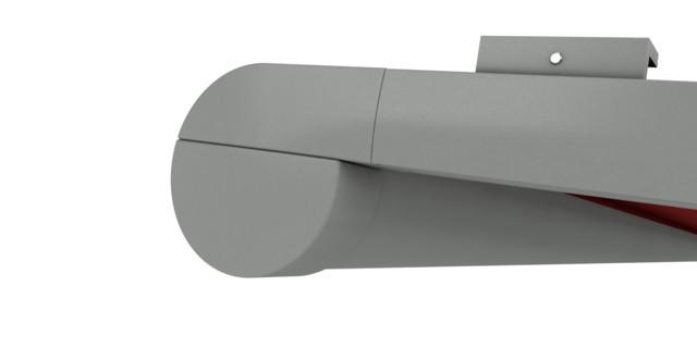 markilux 879 bauhaus look markisen sonnensegel. Black Bedroom Furniture Sets. Home Design Ideas