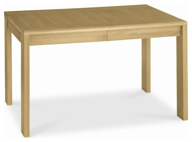 Bentley Designs Casa Oak Dining Table 4 6 Seater