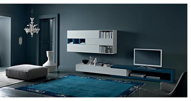 tv wand lampo l2 24 bauhaus look multimedia m bel tv. Black Bedroom Furniture Sets. Home Design Ideas