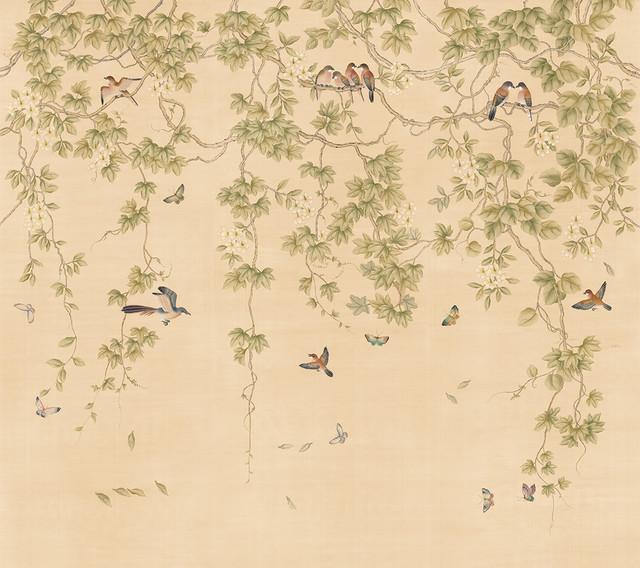 image gallery oriental wallpaper sale