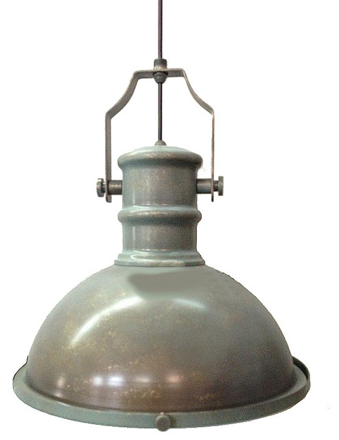 LOFT Antique Heavy Metal Industrial Pendant Lighting