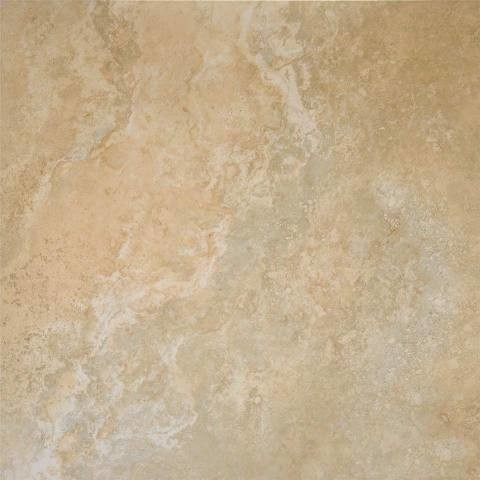 Toscana glazed tile beige 13x13 traditional wall for 13x13 floor tile