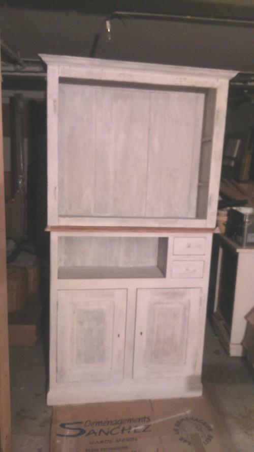 Meuble salle de bain - Peinture meuble salle de bain ...