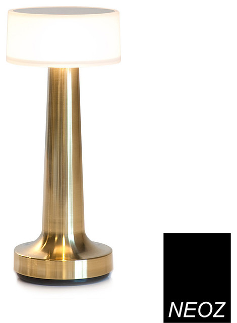neoz cooee 2 cordless table lamp contemporary table lamps los. Black Bedroom Furniture Sets. Home Design Ideas