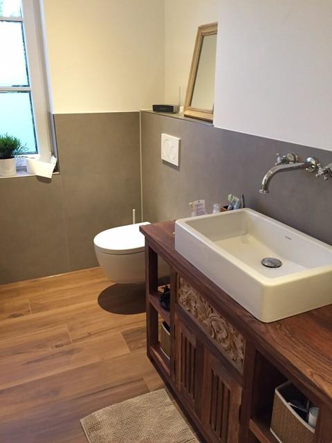 Große Fliesen Kleines Bad : kleines bad gro e fliesen ~ Sanjose-hotels-ca.com Haus und Dekorationen