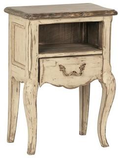 chevet ouvert 1 tiroir moderne table de chevet et table de nuit par interior 39 s. Black Bedroom Furniture Sets. Home Design Ideas