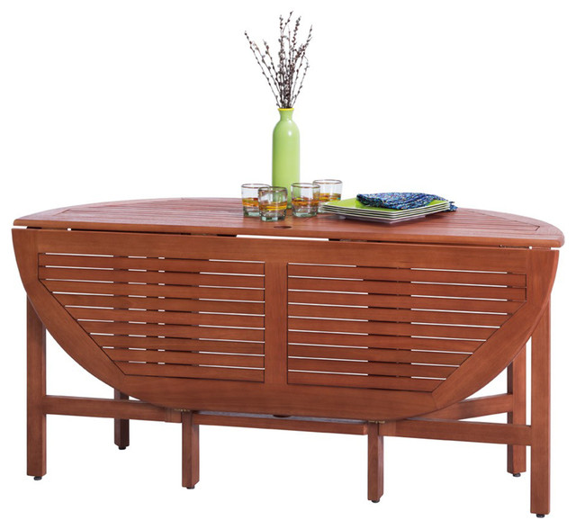 Phat Tommy Celebration Drop Leaf Table Beach Style