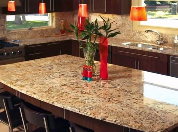 Kitchen Countertop Materials Review : ... Improvement / Building Materials / Countertops / Kitchen Countertops