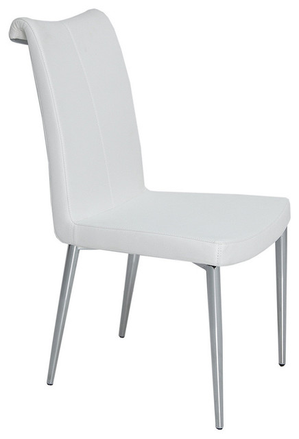 Tulip side chair contemporary dining chairs for Modern dining chairs vancouver
