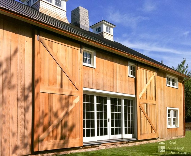 Gallery For Exterior Sliding Barn Doors