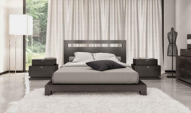 Huppe Otello Contemporary Bedroom Set Modern Bedroom