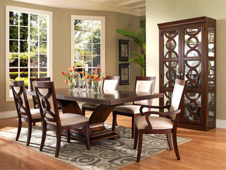 The Dolce Modern Dining Tables San Diego By Jerome
