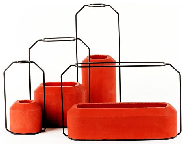weight vases full serie contemporain vase other metro par specimen editions. Black Bedroom Furniture Sets. Home Design Ideas