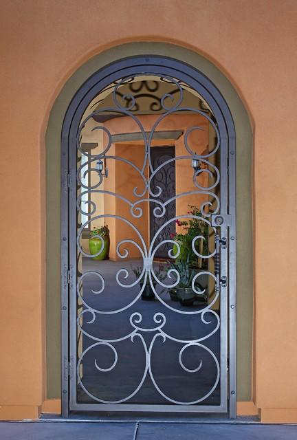 beautiful security doors 2