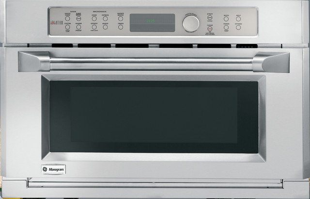 Countertop Speedcook Microwave : ... 120 Speedcook oven - Modern - Ovens - Other - by Monogram Appliances