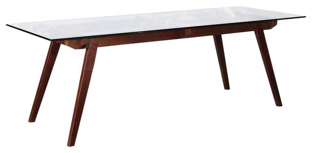 Kardiel Sticotti Mid Century Modern Dining Table Ash Wood